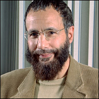 Yusuf Islam, formerly known as the singer Cat Stevens.