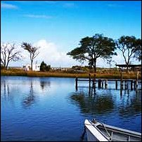 Chinco Harbour on the eastern shore of Virginia.
