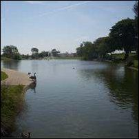 Cleethorpes Boating Lake.