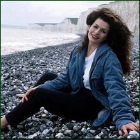 Cleo Rocos, in the 1980s.