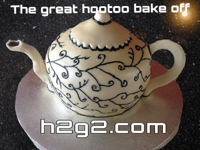 Create October Challenge: Bake-Off.