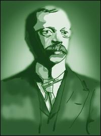 Famous poisoner Dr Crippen