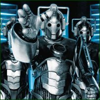 A bunch of megalomaniac cybermen