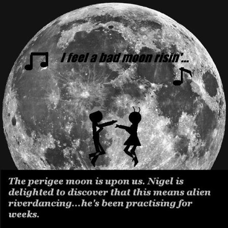 Perigee Moon Dance