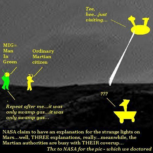 Nigel's fractured NASA history.