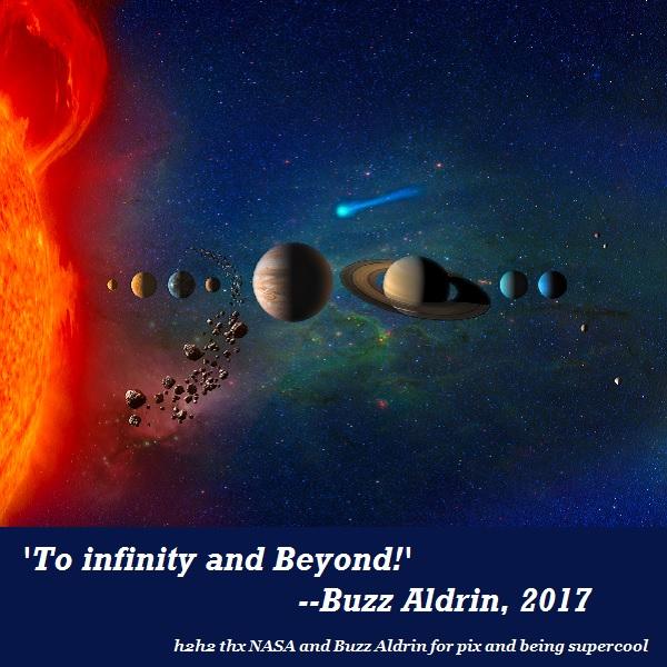 Infinity and Beyond.