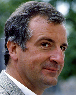 The founder of h2g2, Douglas Adams.