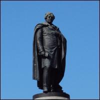 Dublin Statue: Daniel O'Connell