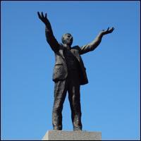 Dublin Statue: Jim Larkin