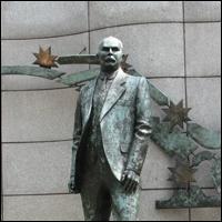 Dublin Statue: James Connolly