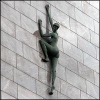 Dublin Statue: Aspiration