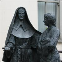 Dublin Statue: Sister Catherine McAuley