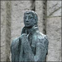 Dublin Statue: Wolfe Tone