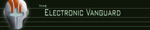 Electronic Vanguard banner.