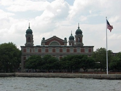 Ellis Island Immigration Centre, New York.
