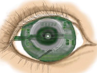 The future of eyesight?