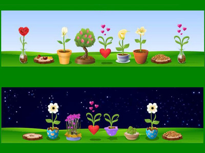 A screenshot of the Fairyland game courtesy of the developers.