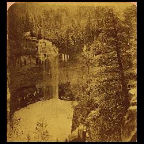 Fall Creek Fallsl in Tennessee.