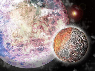 Why the Far Side of the Moon Looks Different