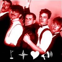 1980s pop stars Frankie Goes to Hollywood.