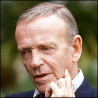Fred Astaire in 1986.