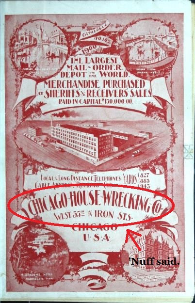 The Chicago House Wrecking Company