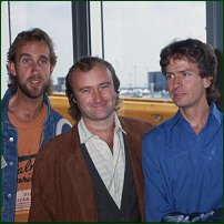 Genesis, the band.
