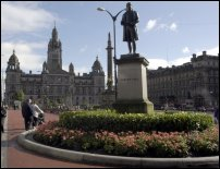St George's Square in Glasgow.