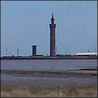 The Grimsby Dock Tower.