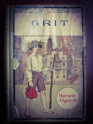 Grit, by Horatio Alger