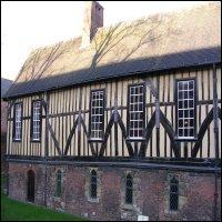 The Merchant Adventurer's Guild Hall, York.