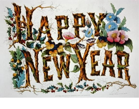Happy New Year, 1876.