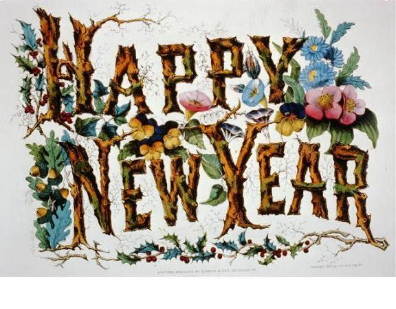 Happy New Year, 1876.