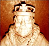 A bust on Henry VIII - Model by Community Artist Jimster.
