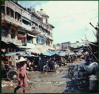 A street scene, Ho Chi Minh.