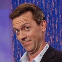 Hugh Laurie.