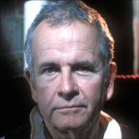 Actor Ian Holm, one of the stars of 'Garden State'.