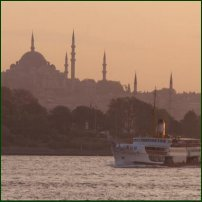 Istanbul is Constantinople...