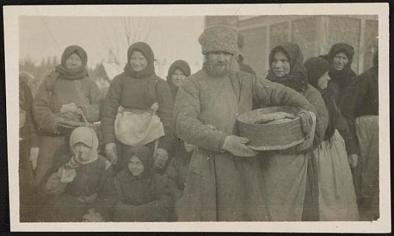 Russia, 1918.