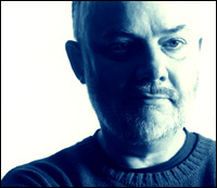 The much missed John Peel.