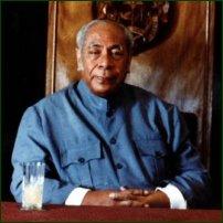 King Tupou IV of Tonga.