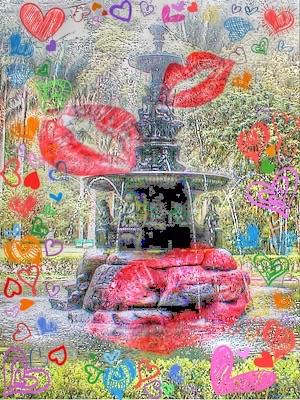 Great Kissing Places: Botanical Garden, Rio de Janeiro, Brazil