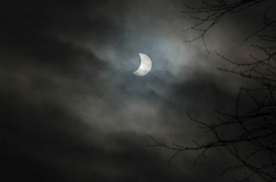 late eclipse by Phil