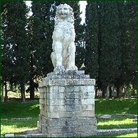 The Lion of Chaironeia.