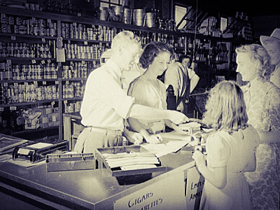 Shopkeepers without an electronic till
