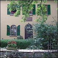 Leopold Ritter von Sacher-Masoch's house.