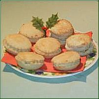 Some mince pies.