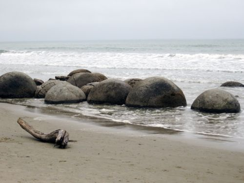 The Moeraki Boulders, New Zealand