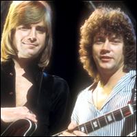 Justin Hayward and John Lodge in 1970.