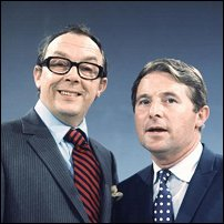 Morecambe and Wise - the funniest duo of all time?